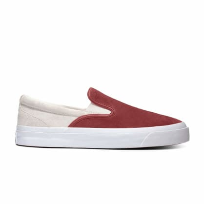 Converse Cons One Star CC Pro Skateboarding Shoes - Team Red/Egret