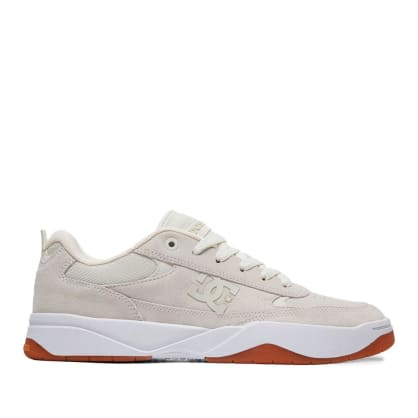 DC Penza Skate Shoes - Off White