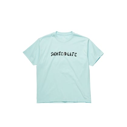Polar Skate Co Skatelife T-Shirt - Aquamarine