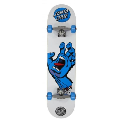 Santa Cruz Screaming Hand Complete Skateboard 7.75""