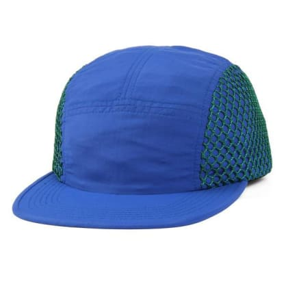 Butter Goods Mesh Camp Cap Royal/Green