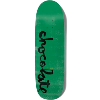 Chocolate Skateboards OG Chunk Raven Tershy Couch Skateboard Deck - 9.25