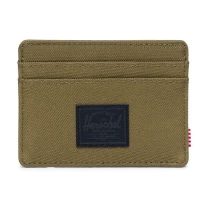 Herschel Supply Co. Charlie Wallet - Khaki Green