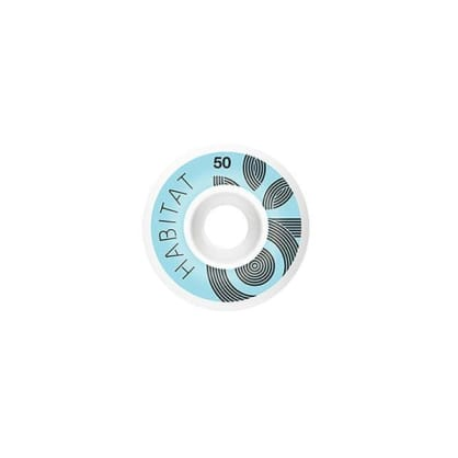 Habitat - Wreath Logo Wheel - 50mm 101a