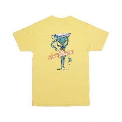 Alltimers Future Spill Logo T-Shirt Banana