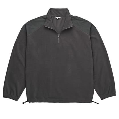 Polar Lightweight Fleece Pullover - Graphite
