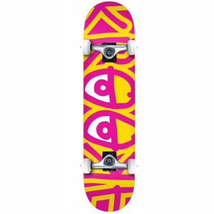 Krooked Big Eyes Complete Skateboard - 8.00