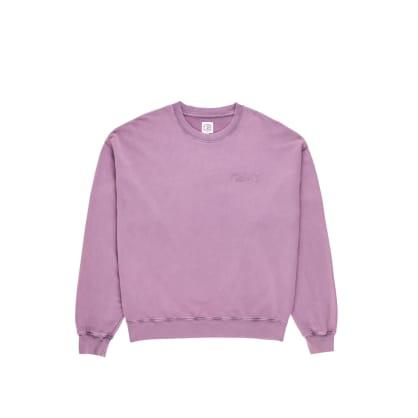 Polar Skate Co Garment Dye Crewneck - Purple
