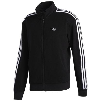 adidas Bouclette Jacket - Black / White