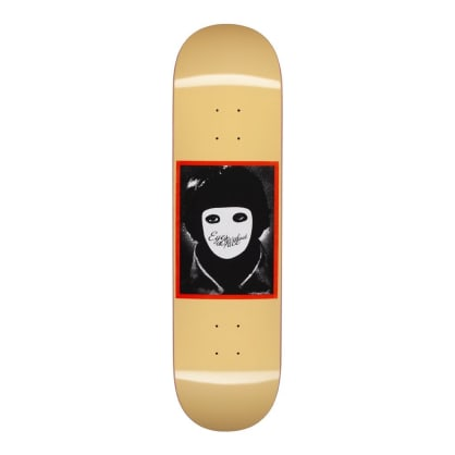 HOCKEY - No Face Deck - Yellow - 8.25""