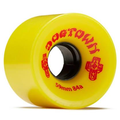 Dogtown Mini Cruiser Wheels 59mm 94a - Yellow