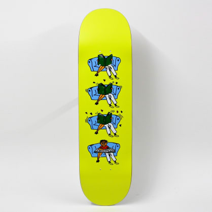 """Pass~Port What U Thought Series Legs Deck 8.38"""""""