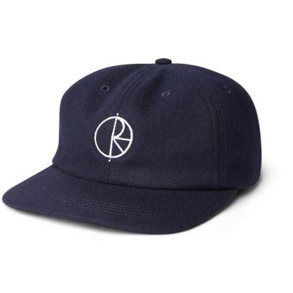 Polar Skate Co Wool Cap - Rich Navy
