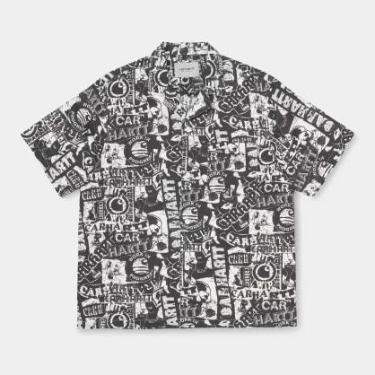 Carhartt - S/S Collage Shirt