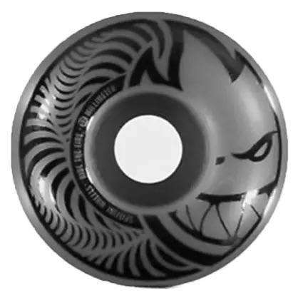 Spitfire Death To Hypno Black 53mm Wheels