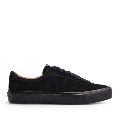 Last Resort AB VM001 Suede Lo Skate Shoes - Black / Black