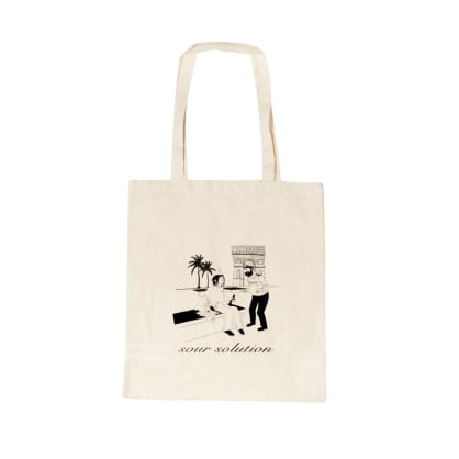 Sour Solution - Tote Bag In Barcelona