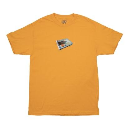 Bronze 56K Money Clip T-Shirt - Gold