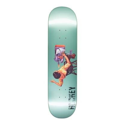 "Hockey Ultraviolence Donovon Piscopo Skateboard Deck - 8"""