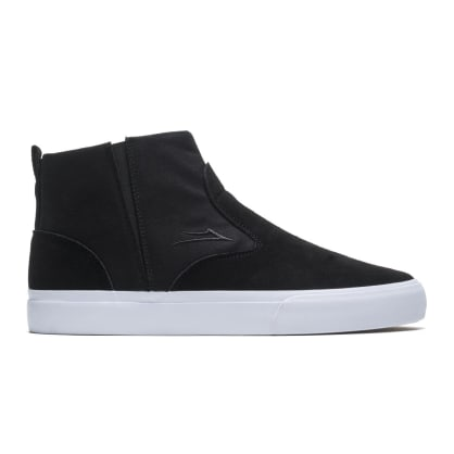 Lakai Riley Boot - Black Suede