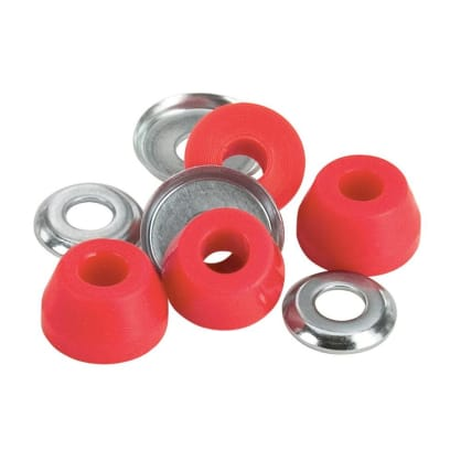 Independent Standard Soft 90A Skateboard Bushings - Red