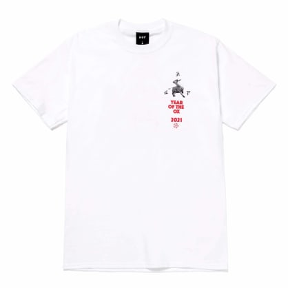 Year of the Ox TT T-Shirt - White