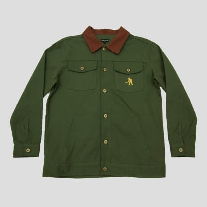 "PASS~PORT ""WORKERS"" LATE JACKET MOSS"