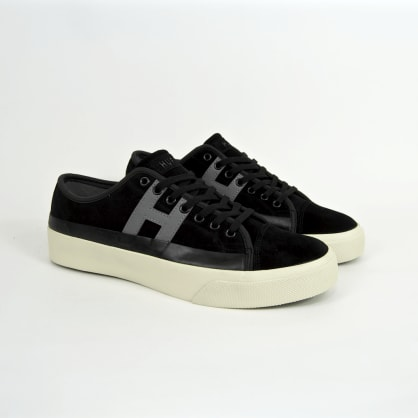 Huf - Hupper 2 Low Shoes - Black / Grey / White