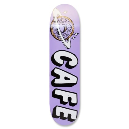 """Skateboard Cafe Planet Donut Lavender Deck - 8"""""""