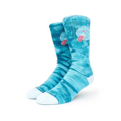 Rip n Dip Pill Socks - Blue Dye