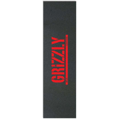 Grizzly - MSA Stamp Griptape