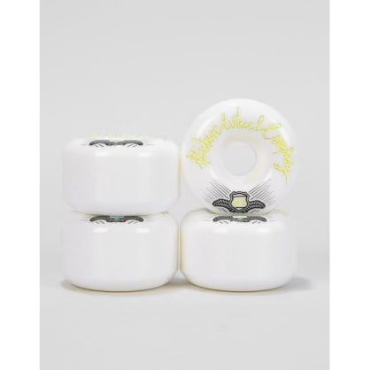Picture POP Wheels 51mm White / Yellow