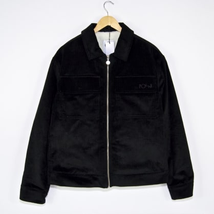Polar Skate Co. - Cord Jacket - Black