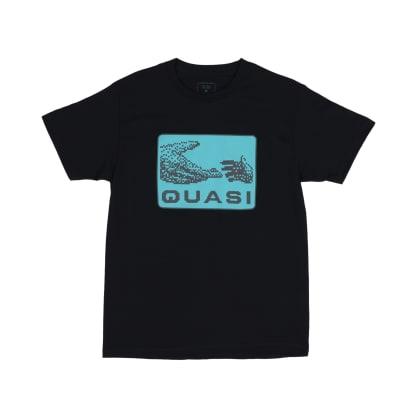 Quasi Cell T-Shirt - Black