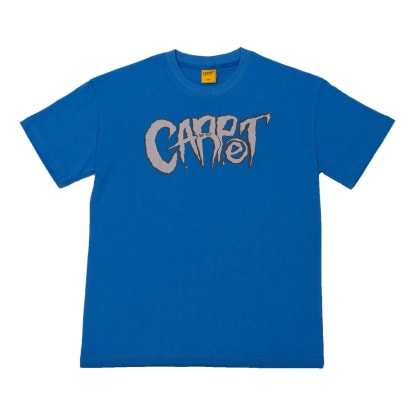 Carpet Metal Tee (Royal)