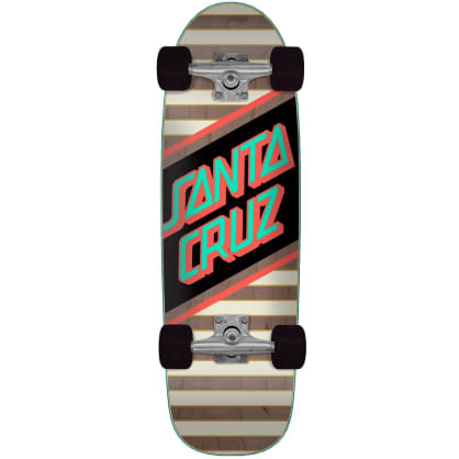 Santa Cruz Street Skate Cruzer Complete