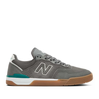 New Balance Numeric 913 Shoes - Castlerock / White