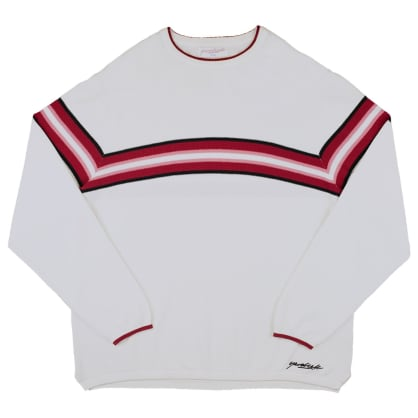 Yardsale Airway Knit Long Sleeve - Cream