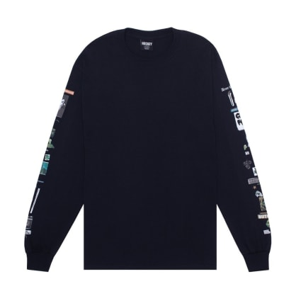 Hockey Summoned Long Sleeve T-Shirt - Black