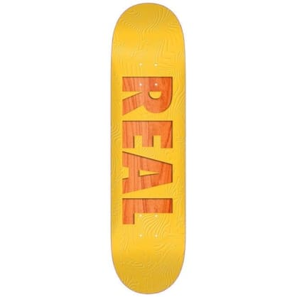 Real Team Bold Series Deck- 8.06