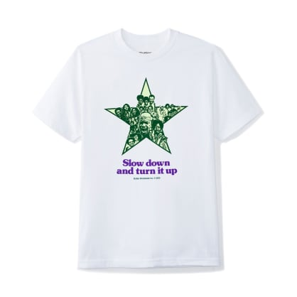 Butter Goods Turn It Up T-Shirt - White