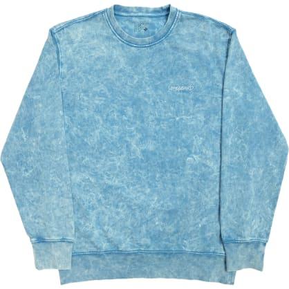 Wayward Skateboards Acid Crew Sweatshirt - Blue