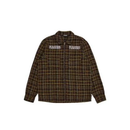 Brown Voices Overshirt