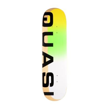 "Quasi Phade Natural Skateboard Deck - 8.5"""