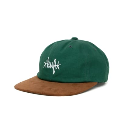 Huf Haze Contrast 6 Panel Cap - Forest