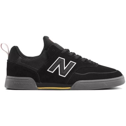 New Balance Numeric 288 Jack Curtin Skateboard Shoe - Black/Grey