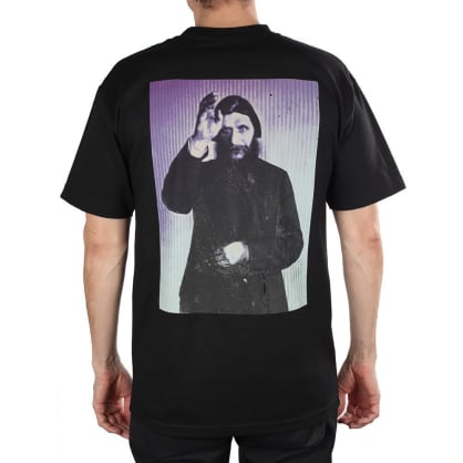 Theories - Rasputin Tee - Black Gradient