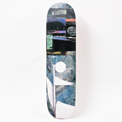 Isle Sculpture Series Restock Nick Jensen Deck 8.0""