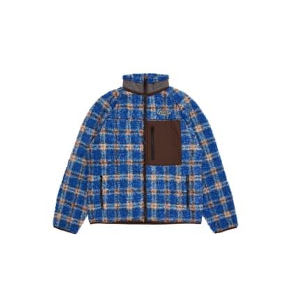 Blue Wraith Fleece Jacket