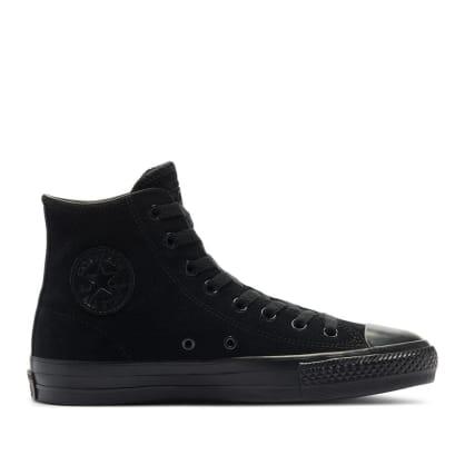 Converse CONS CTAS Pro Hi Top Shoes - Black